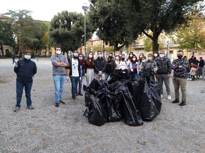 """Siena e Provincia, Continua il progetto """"Terra Verde"""": """"E' un forte messaggio dei giovani alleistituzioni"""""""