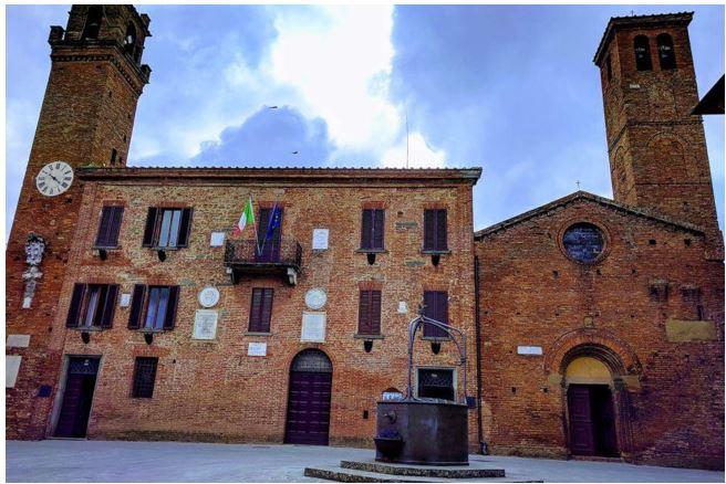 Provincia di Siena: Torrita di Siena, il punto di Centrosinistra per Torrita sul Consigliocomunale