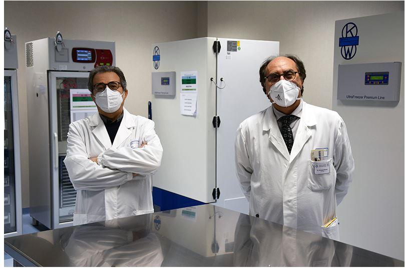 Siena: Protocollo Tsunami, al via all'Azienda ospedaliero-universitaria Senese il trial clinico per l'utilizzo di plasma iperimmune nella lotta alCovid-19
