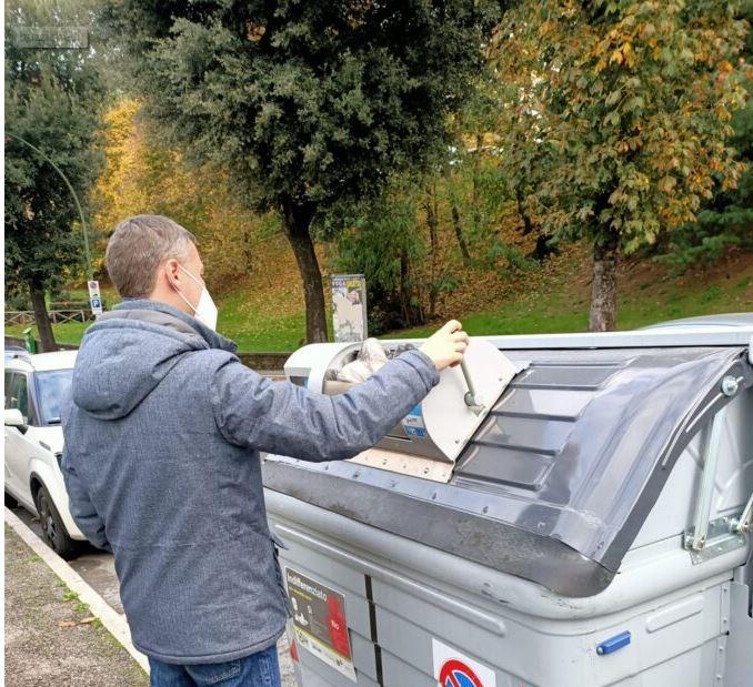 Siena: Prosegue  l'istallazione delle nuove postazioni ad accessocontrollato