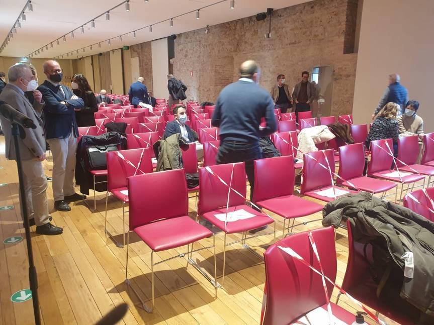 Siena: Il personale distaccato a Siena Parcheggi e alla Società della Salute nell'interrogazione del gruppoPD