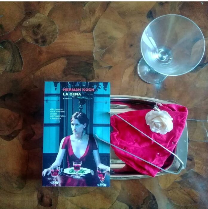 Siena, Lastredilibri: La cena di HermanKoch