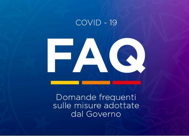 """Italia: Dpcm, ultime faq del governo: in auto anche con """"non conviventi"""", sì a spostamenti per funerali e case daaffittare"""