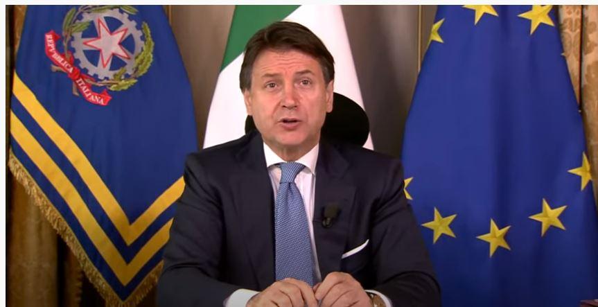 Italia: Ci mancava il mini-Dpcm. Vertice con Conte, spunta il provvedimentoponte