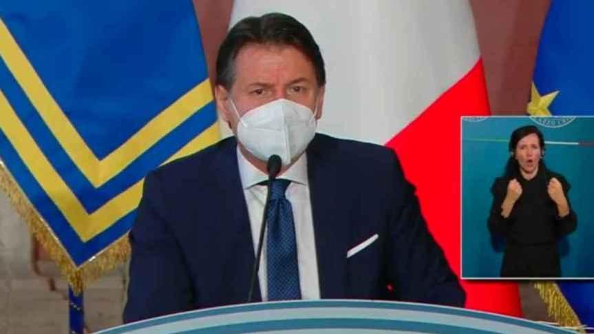 Italia: Lo stato d'emergenza fino a luglio e il nuovo Dpcm in arrivo entro il 15gennaio
