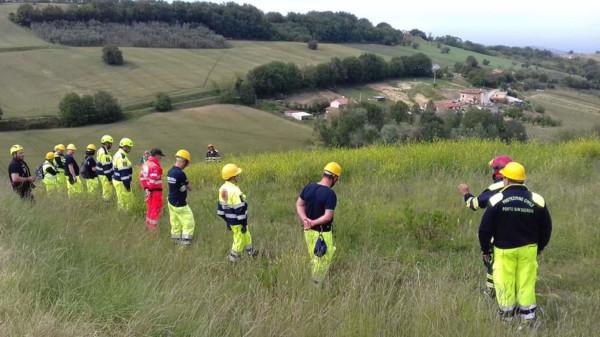 Provincia di Siena: Trovato morto l'uomo disperso adAbbadia
