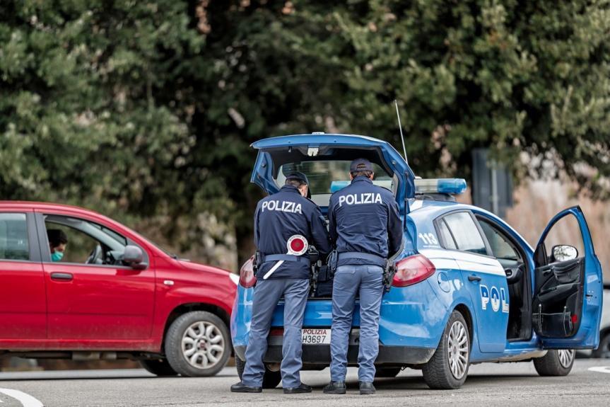 Provincia di Siena: Controlli a tappeto della Polizia di Stato in Vald'Elsa