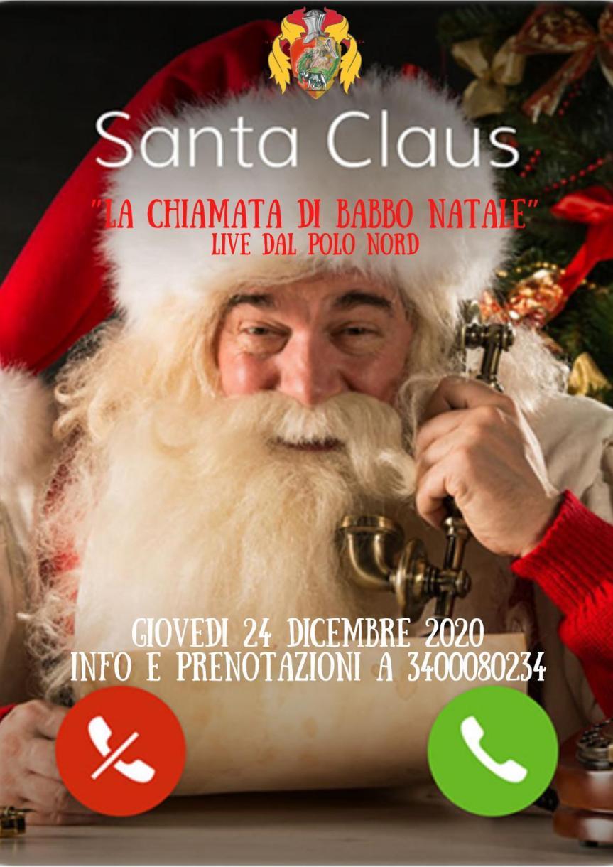 """Palio di Castiglion Fiorentino, Rione Porta Romana: 24/12 """" La chiamata di Babbo Natale -live dal polonord"""""""