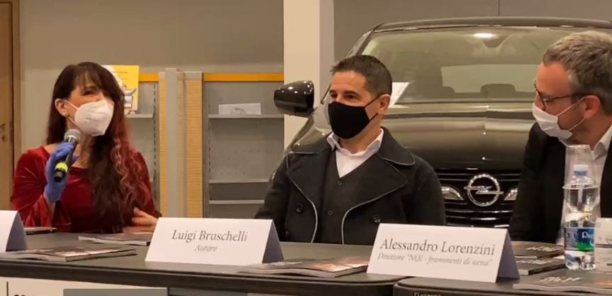 """Siena: Oggi 22/12 Diretta Live presentazione libro """"Mille volteGigi"""""""