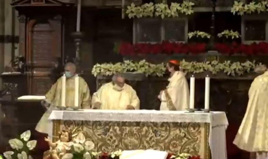 Siena: Oggi 31/12 S. Messa nella Solennità di Maria SS.ma Madre di Dio e TE DEUM diringraziamento