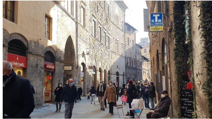 Italia, Nuovo Dpcm, altri divieti dal 16 gennaio. La proposta: Zona rossa con 250 casi ogni 100 mila abitanti, le Regioni arischio