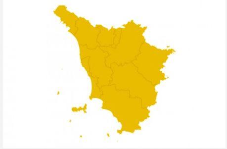 """Toscana zona gialla dopo la Befana: E' tra le regioni più virtuose, """"Ma fate attenzione"""""""