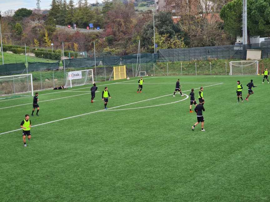 Siena, Acn Siena, L'allenamento di oggi 02/01: Palestra e lavorotecnico-tattico