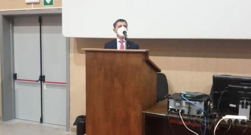 Siena: Oggi 05/01 Diretta Live della presentazione del nuovo direttore generaledell'Asl di Siena Antonio DavideBarretta