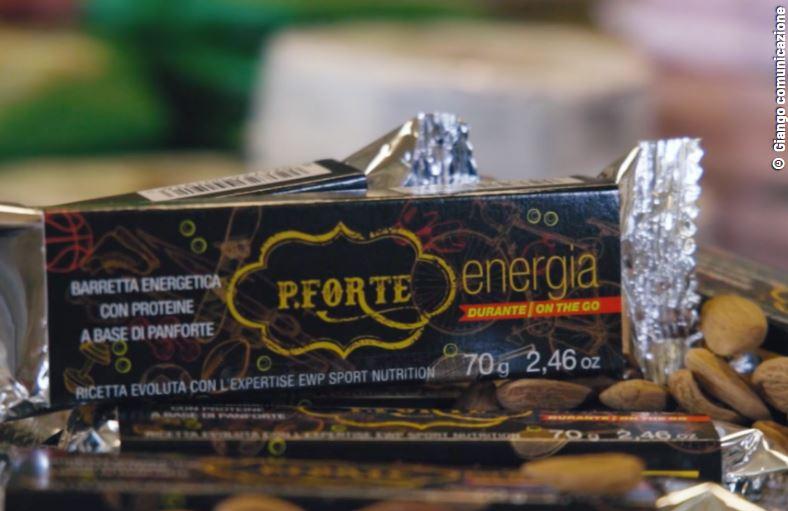 Siena, Dalla crisi al rilancio: Il Panforte diventa una barrettaenergetica
