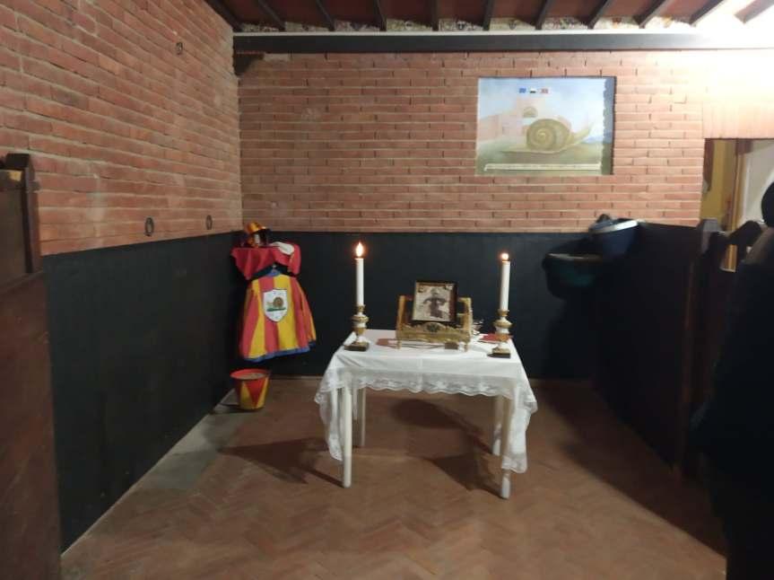 Palio di Siena: Sant'Antonio Abate – Benedizione stalle delle 17Contrade
