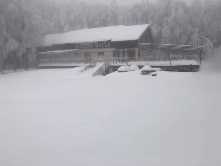 Provincia di Siena: Oggi 02/01 Monte Amiata immensa e continuanevicata