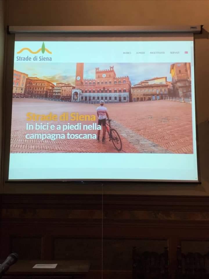Siena: www.stradedisiena.it, il nuovo progetto dedicato al cicloturismo e al turismo attivo nell'ambito di Terre di SienaSlow