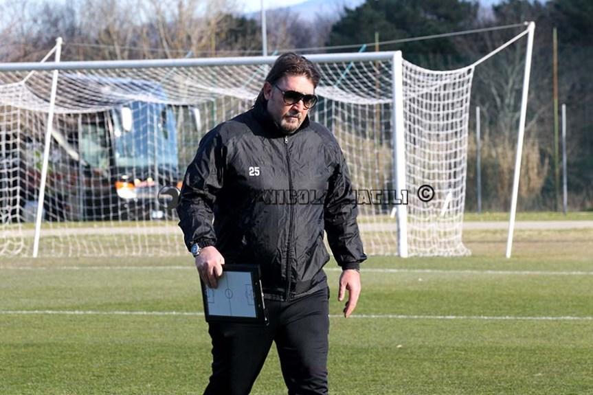 """Siena, Voria: """"Abbiamo cercato di fare il massimo. La squadra è un po' impaurita, bisogna stare vicino airagazzi"""""""