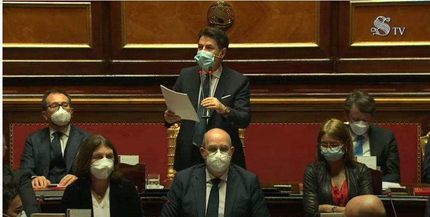 Italia: Bomba Bonafede sul governo. Al Senato Conte può finiresotto