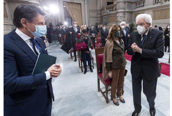 Italia: Conte all'inaugurazione dell'Anno Giudiziario della Corte diCassazione