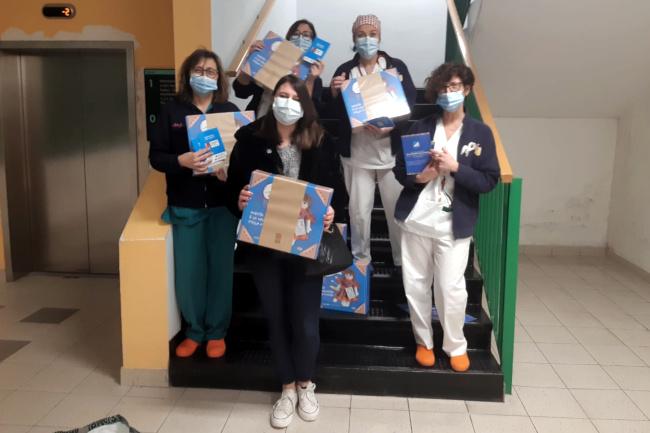 """Provincia diSiena: I """"regali sospesi"""" dell'Unicef alla Pediatria e Neonatologia diCampostaggia"""