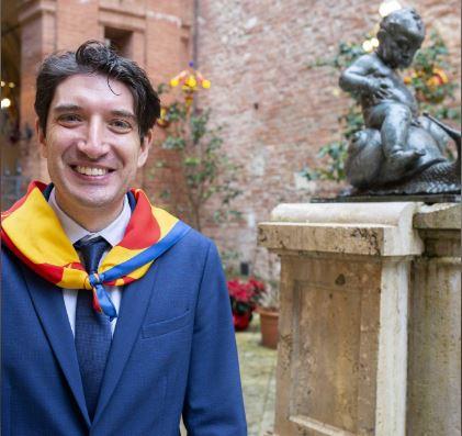 Siena, Contrada della Chiocciola: Oggi 10/01 Marco Grandi eletto Priore dellaContrada