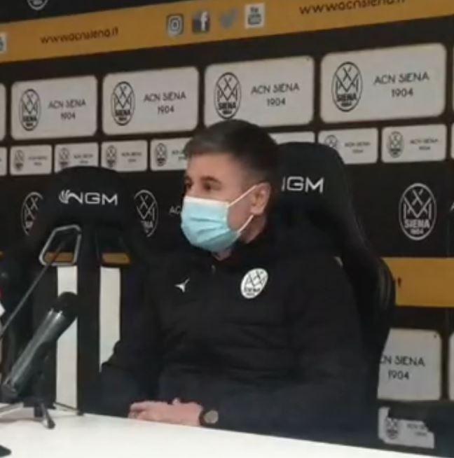 """Siena, Acn Siena, il nuovo tecnico Pahars si presenta: """"Sono in un club storico. Nessunarivoluzione"""""""