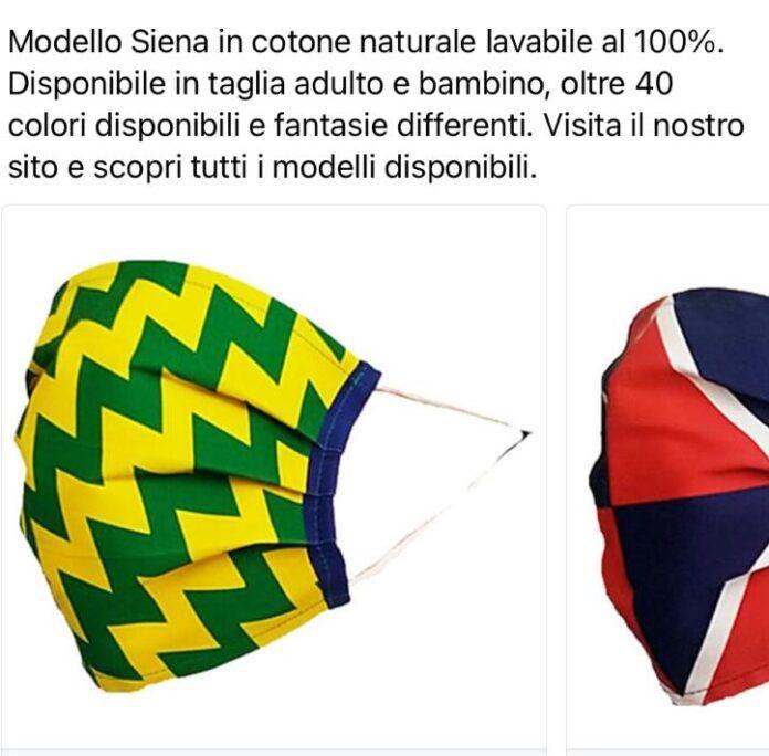 palio di Siena: Il Consorzio Tutela del palio non ha autorizzato nessuno a realizzare mascherine con i colori delleContrade