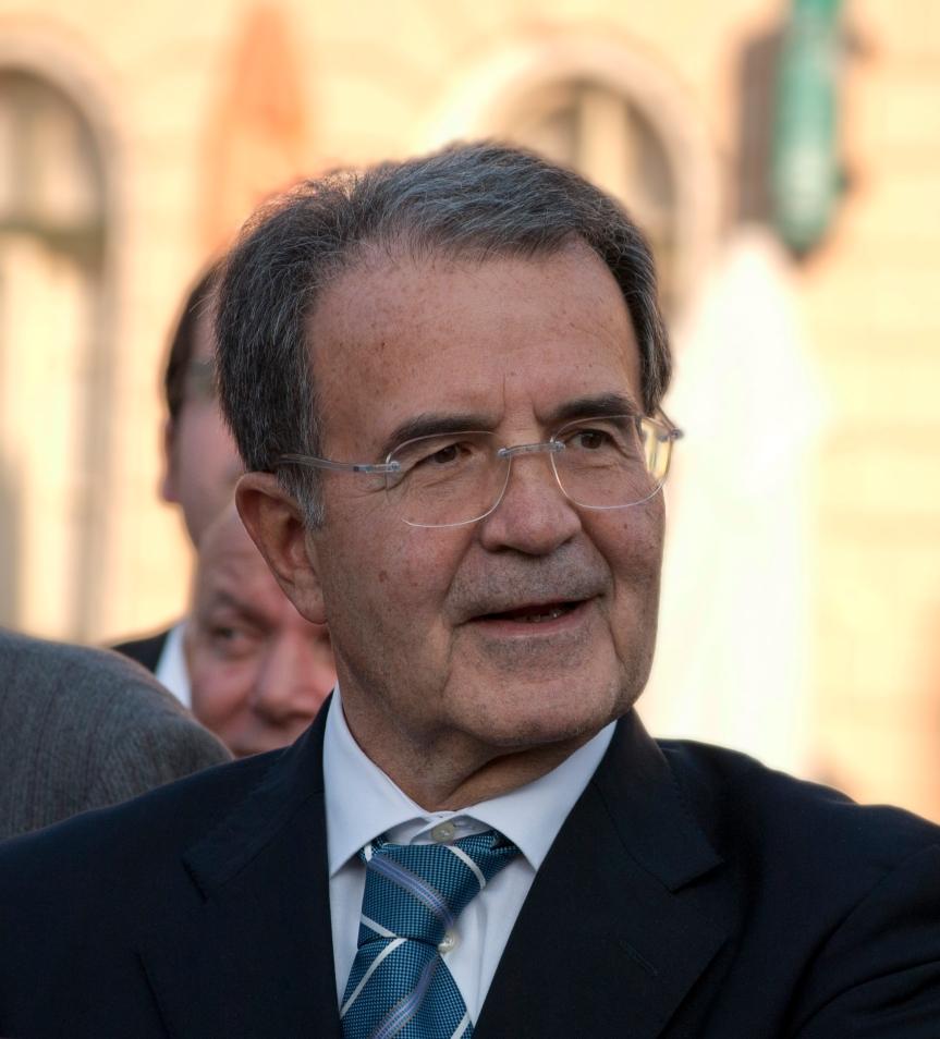 """Italia, La frase choc di Prodi sul Colle: """"Perché Berlusconi non vabene"""