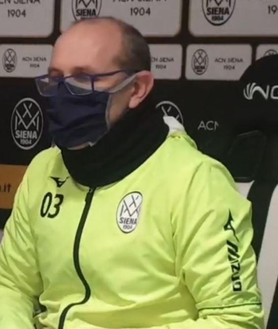 """Siena, Acn Siena, il ritorno di Bencardino: """"Una grande emozione. Ora va cambiatamarcia"""""""