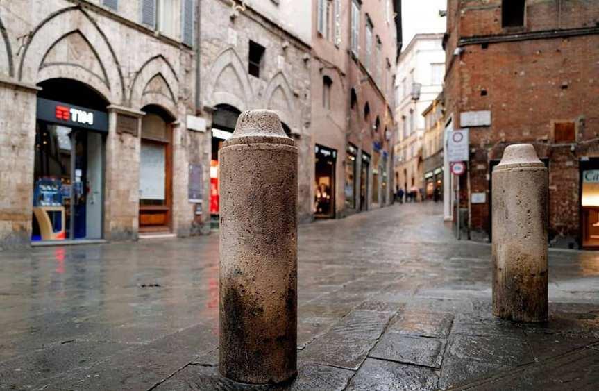 """Siena: Il fascino della città """"deserta"""" per ilCapodanno"""
