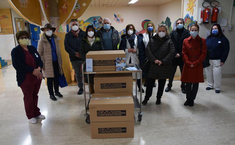 Siena: Donate 6mila mascherine chirurgiche pediatriche per le necessità dei piccoli pazienti grazie alla generosità dell'Associazione Toscana Idrocefalo e Spina Bifida–Forum regionale Malattie rare insieme alla Fondazione DaniloNannini