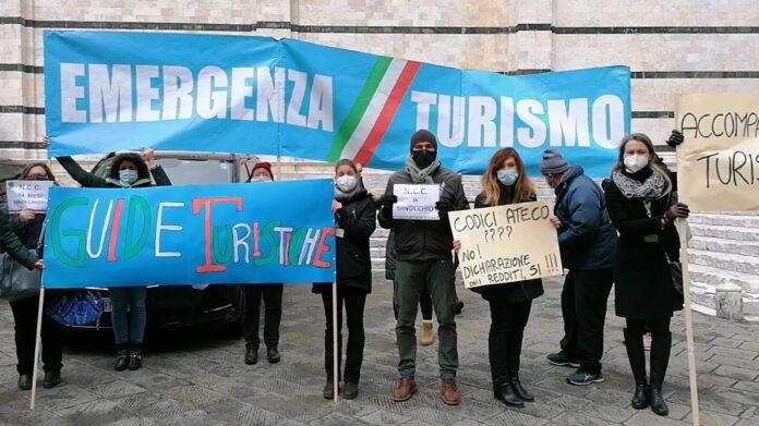 """Siena, Covid, emergenza turismo: """"Non lavoriamo, ma continuiamo a pagare letasse"""""""