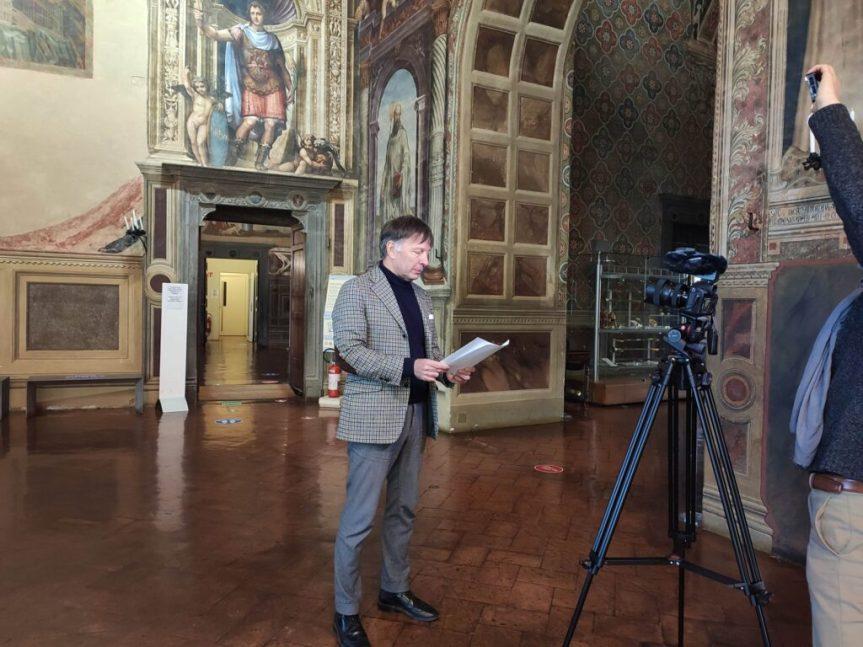 """""""Siena non dimentica"""": Lettura di poesie all'interno del MuseoCivico"""