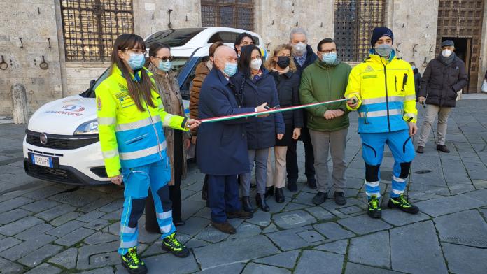 """Siena, Rotary per Siena Soccorso: """"Una macchina per la vita"""" ai tempi delCovid"""