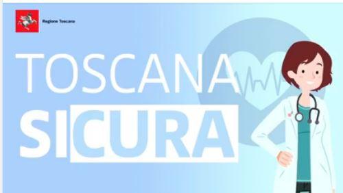 Toscana: Oggi 23/01 Giani fa il punto della situazione suCovid