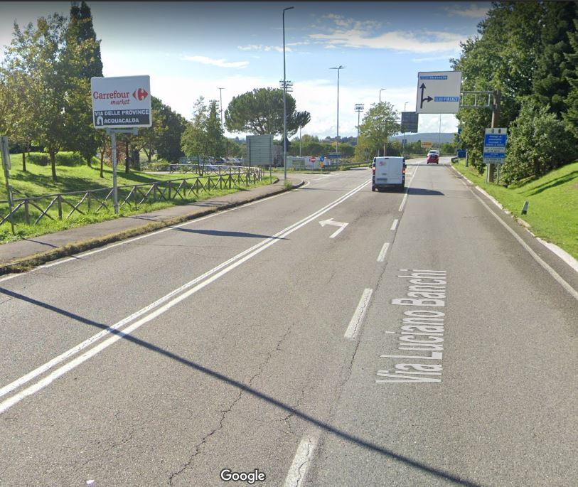 Siena: Limitare la velocità in via Luciano Banchi, Peluso interroga l'assessore