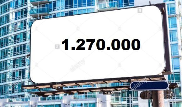 Massi Lo Sà: Nuovo Recordo del Blog, superata quota 1.270.000Visite!!