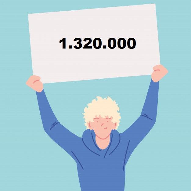 Massi Lo Sà: Nuovo record del Blog, raggiunta quota 1.320.000visite