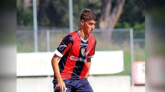 Siena, Acn Siena: I bianconeri sul terzino classe '99 D'Alessandro