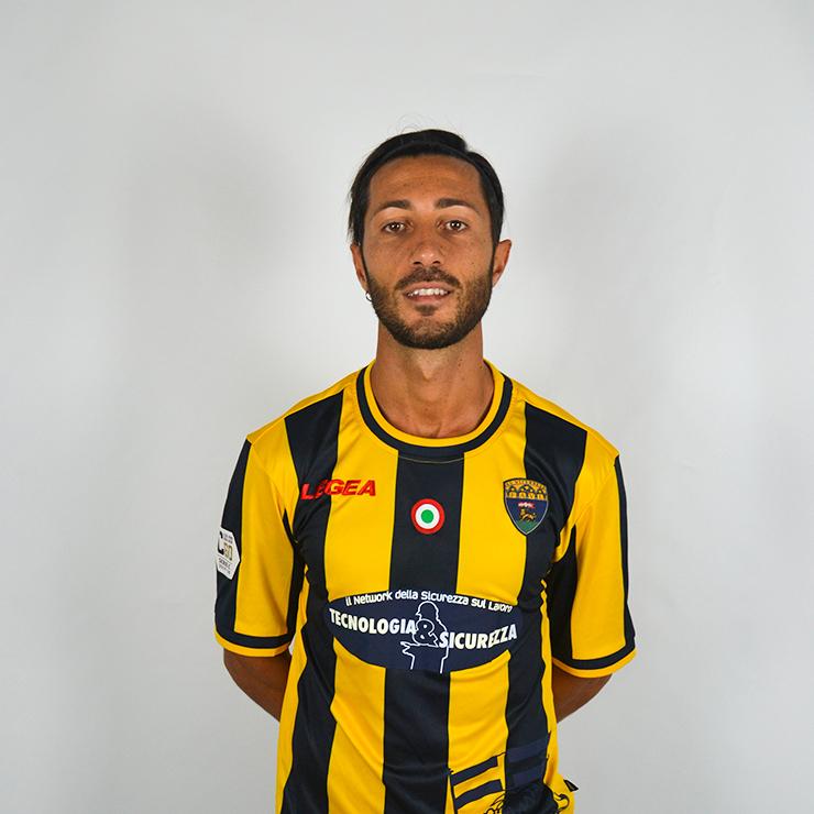 Siena, Acn Siena, un centrocampista in arrivo: Ecco De Falco dallaViterbese