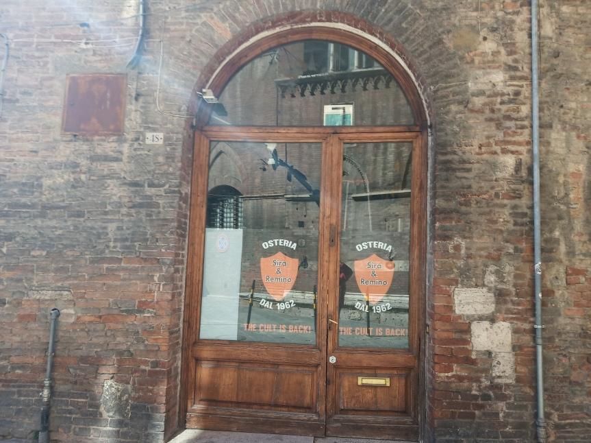 Siena: Sira&Remino apriranno un nuovo locale in Via SanPietro
