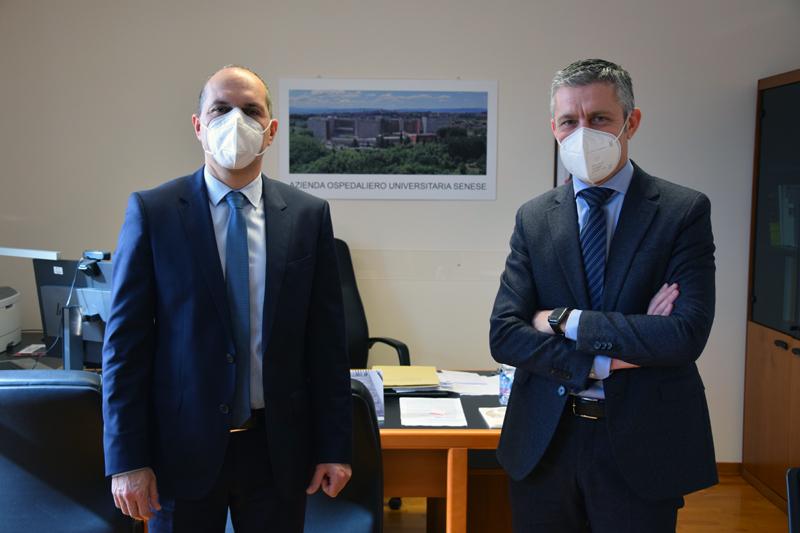 Siena, Scotte e Difensore Civico: Meeting fattivo ecostruttivo