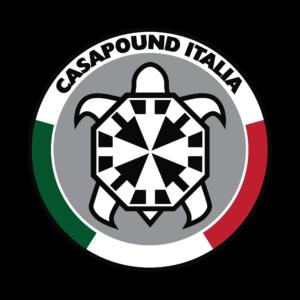 """Siena, Azione di Casapound: """"Benvenuti nellamediocrazia"""""""