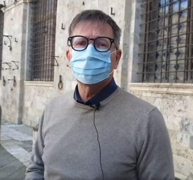Siena: Il Sindaco Luigi De Mossi sulla chiusura delle scuole di ogni ordine egrado