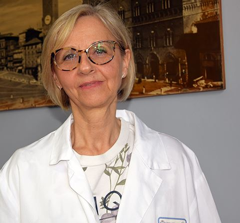 """Siena: La professoressa Maria Grazia Cusi ospite di """"Oggi è un altro giorno"""" su Rai 1 per parlare di Covid evarianti"""