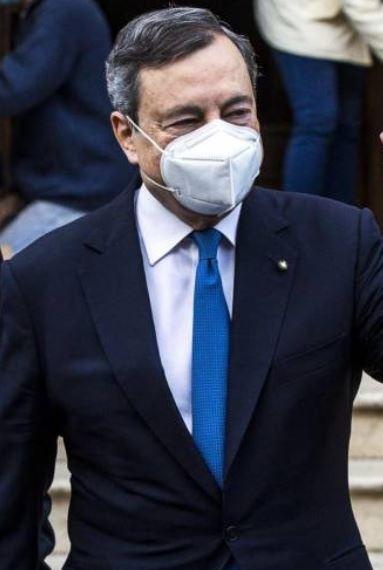 Italia: Draghi non andrà al Quirinale questasera