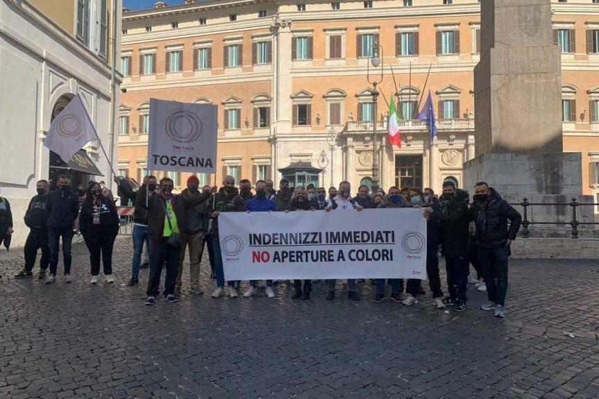 Toscana: Tni e Ristoratori  citano in giudizio il presidente delConsiglio
