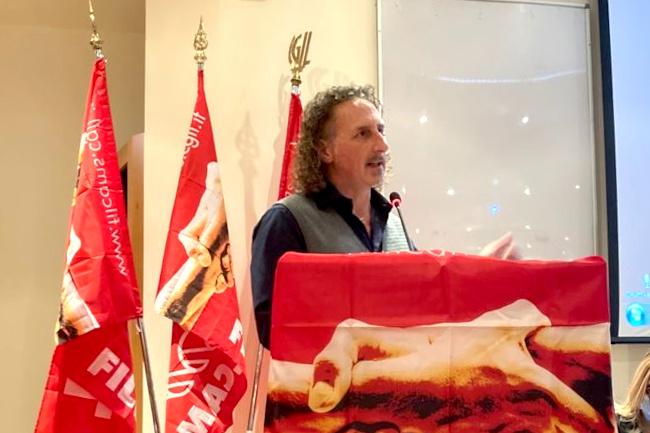 Siena: Samuele Bernardini nuovo segretario provinciale della FilcamsCgil